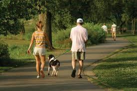 Прогулки для похудения и просто так