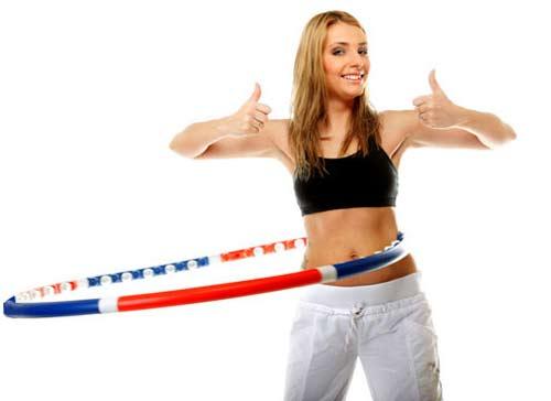 какого размера должен быть обруч для похудения